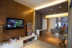 30 projetos de apartamentos pequenos