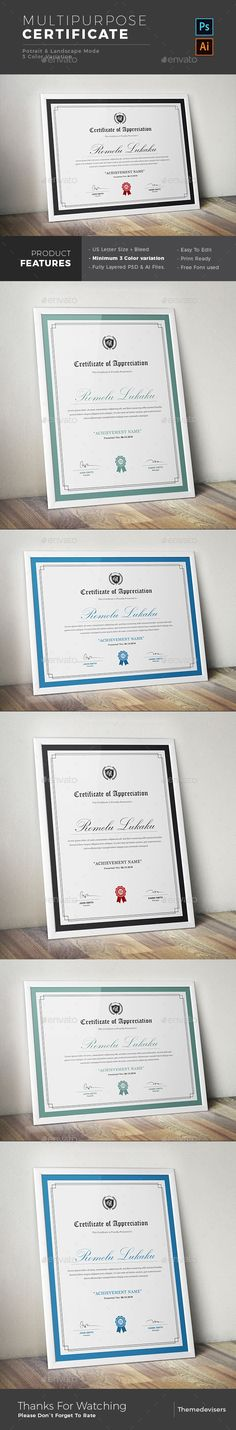free certificate template powerpoint google search american legion pinterest certificate. Black Bedroom Furniture Sets. Home Design Ideas