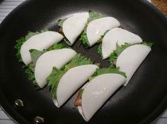 Chicken and Shiso Gyoza