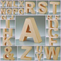 Deko Buchstaben Pappe die 23 besten bilder von deko-buchstaben | creativity, decorative
