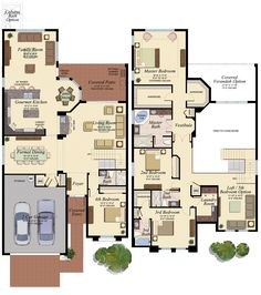 SOMERSET/503 Floor Plan