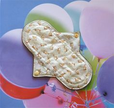 8.5 Inch Light to Moderate Cloth Pad Reusable by FigLeavesPads, $7.25