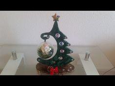 árbol de navidad con esfera navideña - YouTube