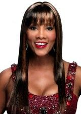 Best 20Inch #1B/30 Full Lace Wig 100% Indian Remy Human Hair
