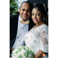 Mike and Pat #lovery #white #wedding in #lag #lagos. #Throwback #lagoswedding #lagosweddingphotographer #eikonworld #christembassy