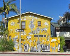 Grafites em Venice Beach