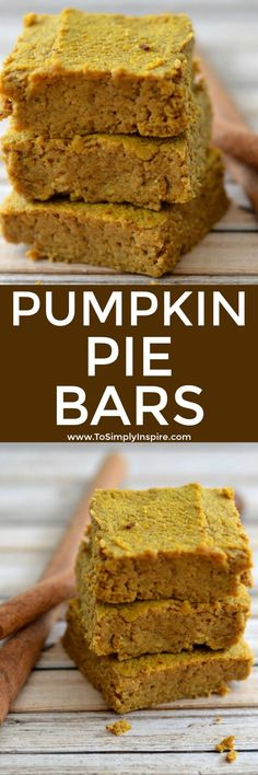 are a wonderful, healthy dessert to make for any occasion.  A grain-free version that is full of favorite pumpkin pie spices.