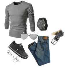 """""""Strong & Sexy"""" by keri-cruz on Polyvore"""