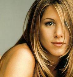 Jennifer Aniston ayyy! Probably my favorite hair ever...