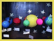 Lots of solar system projects
