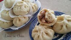 Love to Cheu: Steamed Chicken Bao (Chicken Buns)