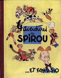 Spirou et Fantasio - 13, 18 et 19**