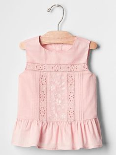 Baby Girl Clothes - Shop by Size Frocks For Girls, Little Girl Outfits, Little Girl Fashion, Little Girl Dresses, Kids Outfits, Kids Fashion, Girls Frock Design, Baby Dress Design, Baby Girl Dress Patterns