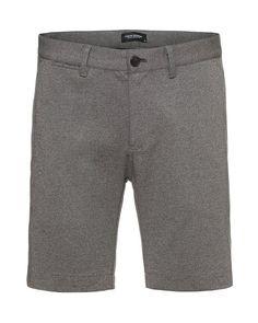 Clean Cut shorts - Mørkegrå