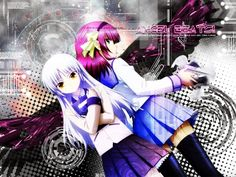 Two Sides, Different Goals - Angel Beats! Anime Life, All Anime, Anime Manga, Anime Art, Anime Couples Manga, Cute Anime Couples, Anime Girls, Manga Girl, Anime Angel Beats