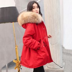 d3950a48773c9 Winter Jacket Women Duck Down Coat 2018 Womens Winter Jackets And Coats  Down Parka With Large