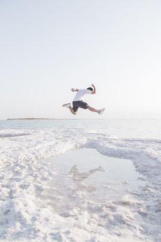 Dead Sea - Mer morte - Israel