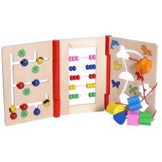 Drevené tabule na precvičovanie motorických schopností Montessori, Triangle, Office Supplies
