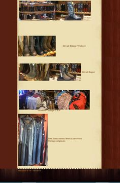 Texano Store - western store in Rome