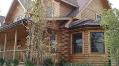 View Full Color Photos Of Completed Log Home Plans By Southland Homes Be Inspired To Design Your Own
