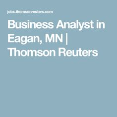 Content Editor In Nottingham Nottinghamshire  Thomson Reuters