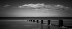 Groynes (panorama) by Laura Hacking on 500px