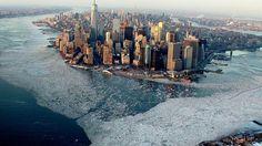 New York - Ice