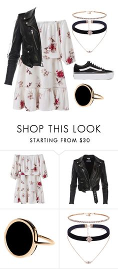 """""""Untitled #71"""" by bettina-agoston on Polyvore featuring Ginette NY and Vans"""