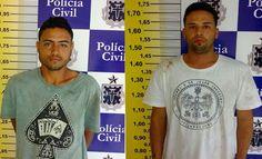 DE OLHO 24HORAS: Dupla é presa minutos depois de assassinar trafica...