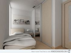 15 Small Bedroom Designs | Home Design Lover