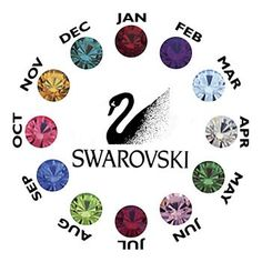 Only the Best Swarovski Crystals...in South Hill Designs Lockets and Birthstone Charms.  www.southhilldesigns.com/LoveYourLocket