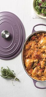 Win a R1000 Le Creuset Voucher to Spoil your Mom this Mother's Day   10 May 2015