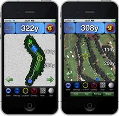 A precise, reliable, and FREE Golf Gps navigation Rangefinder for the Android phone.  >> For more info click the picture ♥