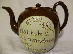 Cumnock teapot
