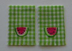 Watermelon Dish Towels