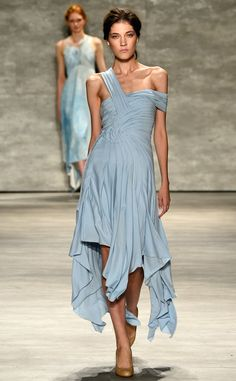 Supima from Best Looks From New York Fashion Week Spring 2015
