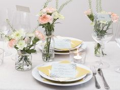 diy table setting