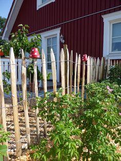 Kleine Lotta ~ Unser Schwedenhaus: Markisen für die Pergola