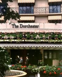 The Dorchester High tea was magical here!!!