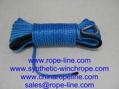 12 strand synthetic winchrope-X-winch rope