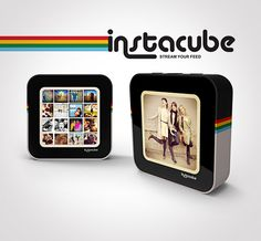 Stream your Instagram Photos with Instacube