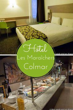 Hôtel pas cher à Colmar - Les Maraîchers, un bon rapport qualité-prix!