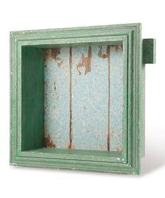 Take a look at this Green Square Shadow Box Set