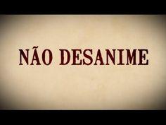 NÃO DESANIME - NUNCA !!!!  JAMAIS !!!!!  MENSAGEM DE ANDRÉ LUIZ / CHICO XAVIER (HD)