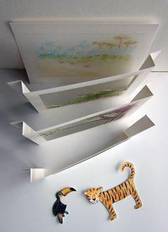 Comment créer un livre tunnel ? | Atelier Créatif