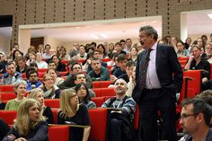 Sir Robert Winston Lecture Wednesday 10th April 2013 at The University of Nottingham Medical School.