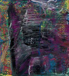Gerhard Richter (German, Contemporary, b. Cy Twombly, Robert Motherwell, Richard Diebenkorn, Joan Mitchell, Camille Pissarro, Mark Rothko, Contemporary Abstract Art, Modern Art, Gerhard Richter Painting