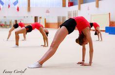 backstage, gymnastics training of Group France Kelly Grayson, Gymnastics Equipment For Home, Rhythmic Gymnastics Training, Amazing Flexibility, Ballet Stretches, France Team, Gymnastics Pictures, Contortion, Gym Girls