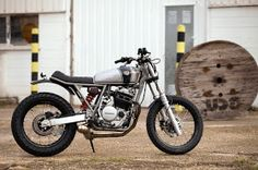 "Honda XR 600 ""Apolo"" CRD #19 by Cafè Racer Dreams"