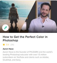 Learn how to get the perfect color in Photoshop today with this practical and highly-actionable online color course and boost your Photoshop skills Photoshop 5, Photoshop Course, How To Apply, How To Get, Online Coloring, Color Theory, Unique Colors, Color Correction, Crowd